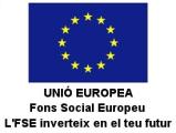 Logotip del Fons Social Europeu